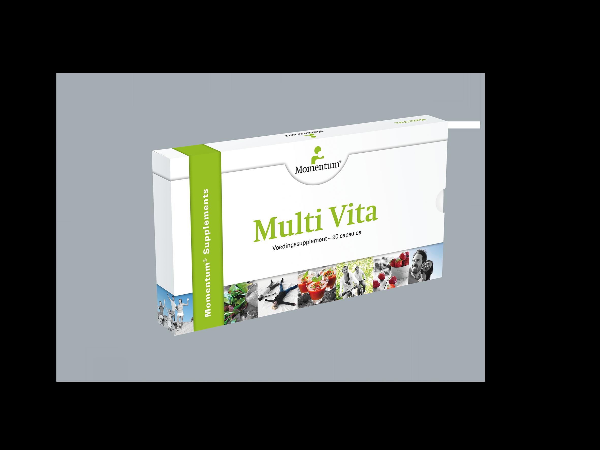 Multivita momentum sensas