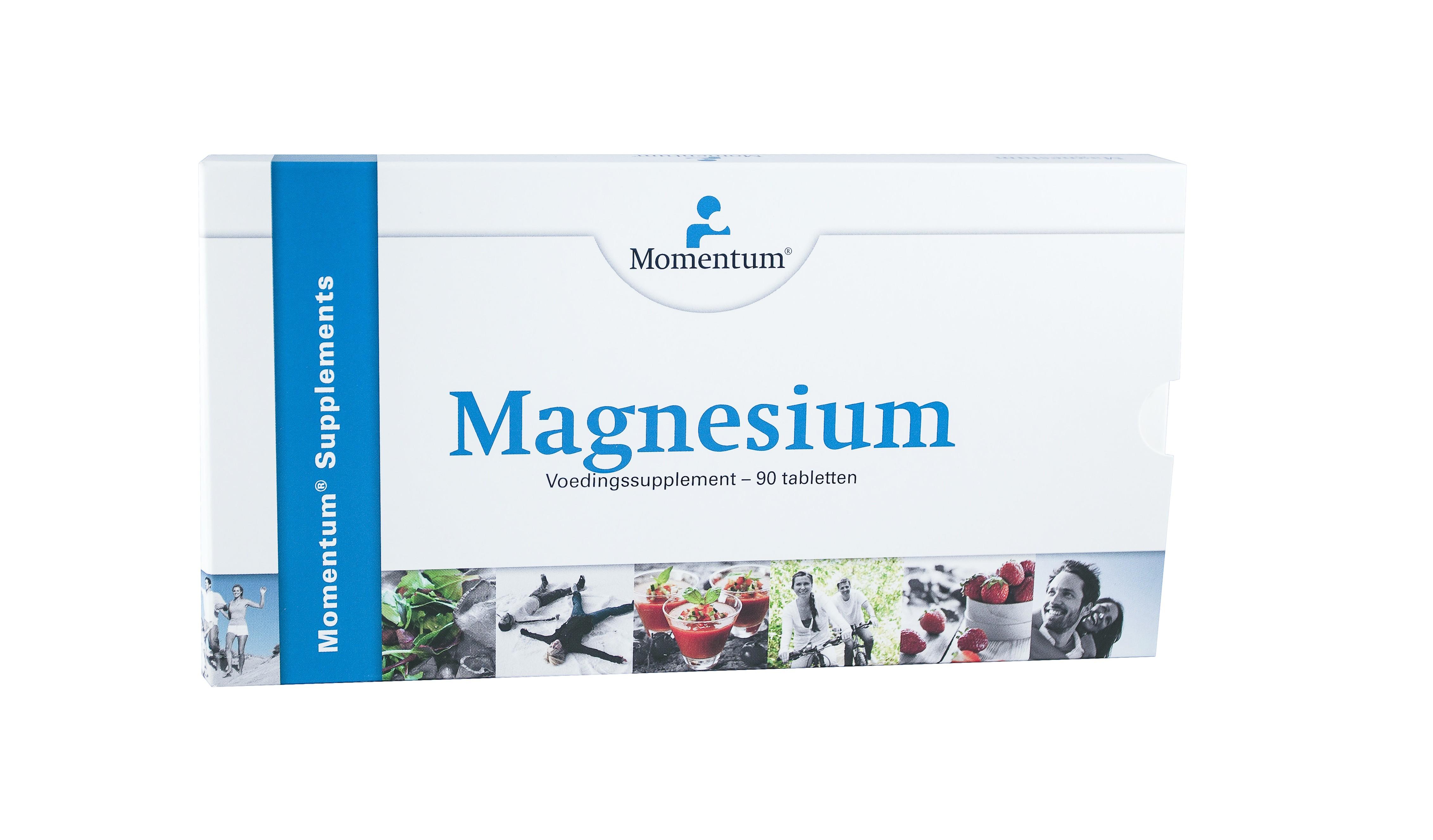 magnesium momentum sensas