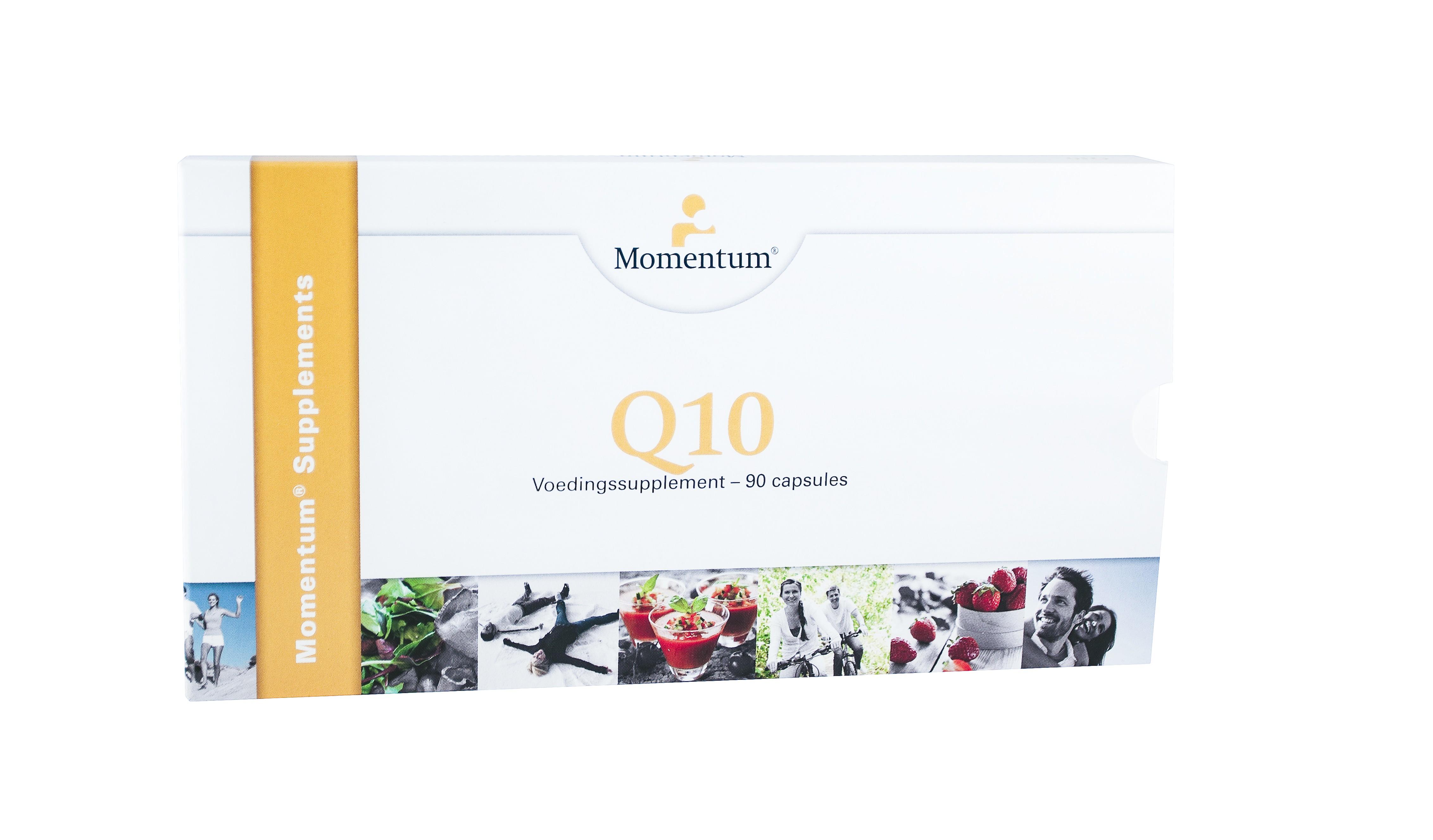 Q10 momentum sensas